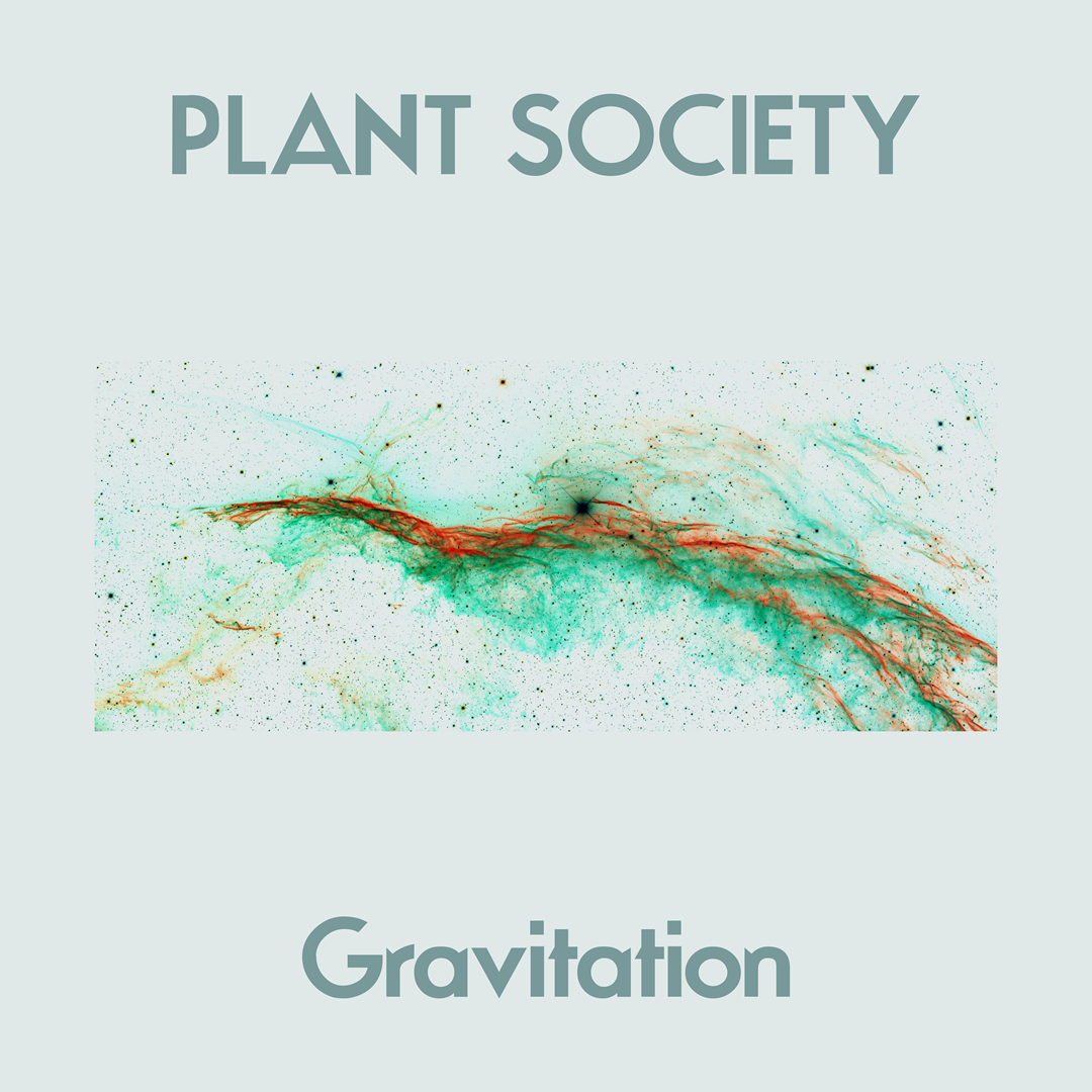 PLANT SOCIETY - Gravitation - Front cover image